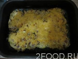 9 300x225 Куриные отбивные под сыром в духовке