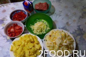Блюдо на каждый день: запеканка с фаршем