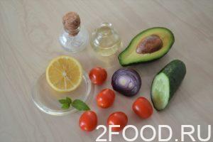 Что потребуется для салата