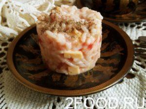 Рисовой салат